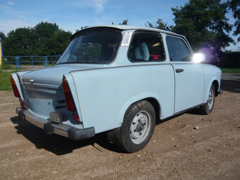 Trabant 601L deluxe